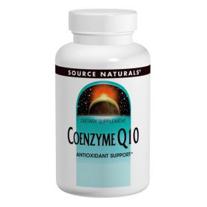 CoenzymeQ10 Source Naturals