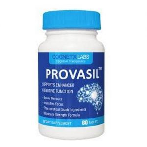 Provasil Cognetix Laboratories